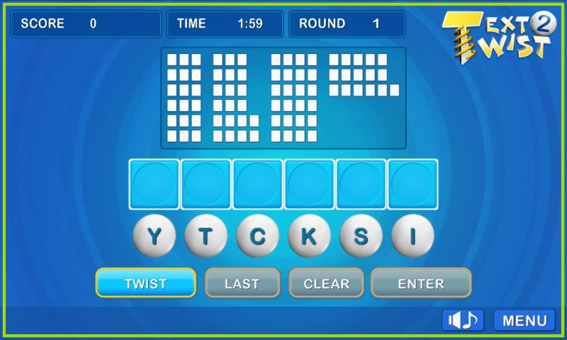 Word Finding