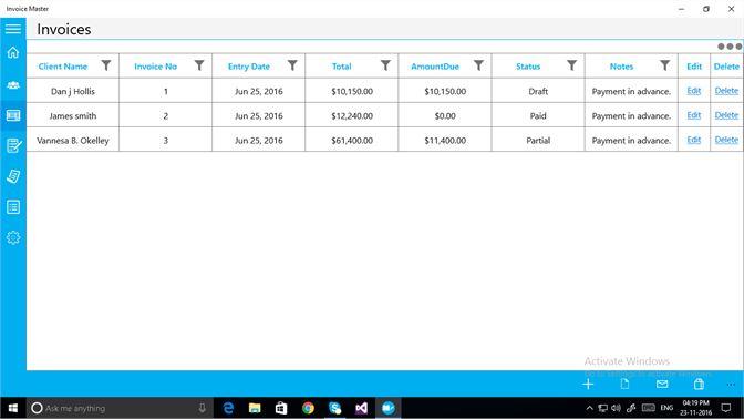 Get Invoice Master - Microsoft Store
