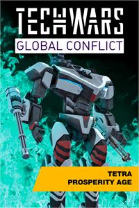 Techwars Global Conflict - Tetra Prosperity Age