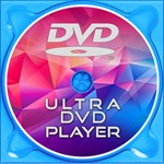 Ultra DVD Player Logo