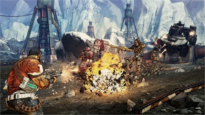 Buy Borderlands 2 - Microsoft Store
