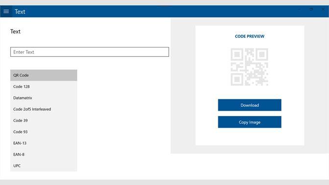 Get QR/Barcode Generator - Microsoft Store