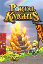 Buy Portal Knights - Gold Throne Pack - Microsoft Store