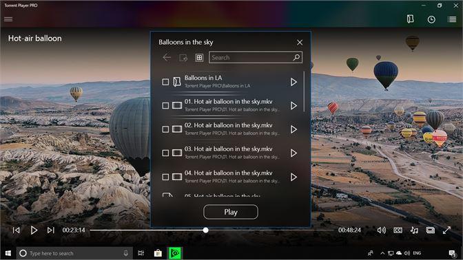 Buy Torrent Player PRO - Microsoft Store en-CA