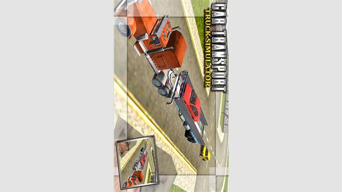 Get Car Transport Truck Simulator - Microsoft Store