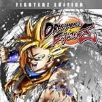 DRAGON BALL FIGHTERZ - FighterZ Edition Logo