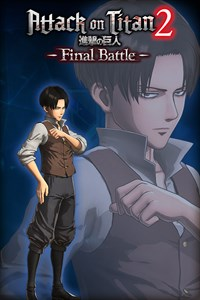 Carátula del juego A.O.T. 2: FB Additional costume for Levi