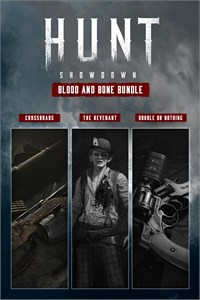 Carátula del juego Hunt: Showdown - Blood and Bone Bundle