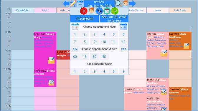 Get Salon Scheduler - Microsoft Store