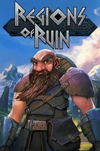 Carátula para el juego Regions of Ruin de Xbox 360