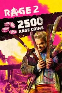 RAGE 2: 2500 RAGE Coins