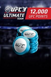 EA SPORTS™ UFC® 3 - 12.000 PONTOS UFC