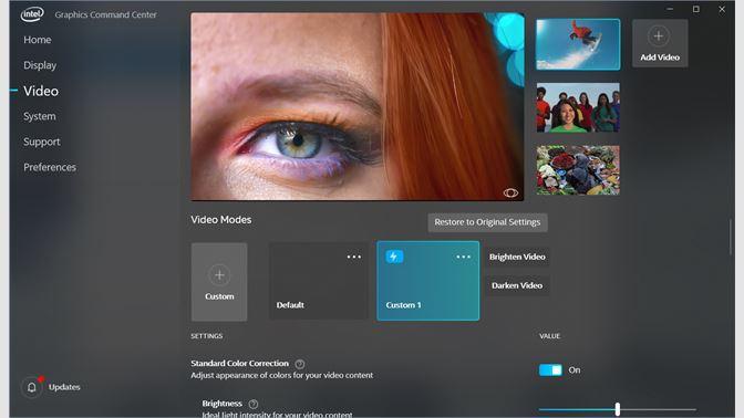 Get Intel® Graphics Command Center - Microsoft Store