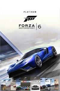 Carátula del juego Forza Motorsport 6 Platinum Edition Bundle