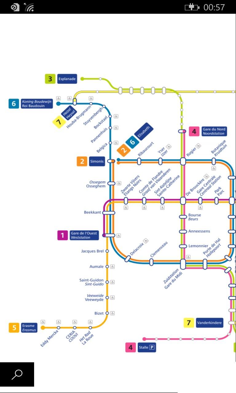 Get Instant Metro Bruxelles Microsoft Store