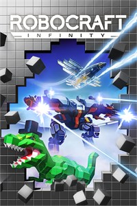 Carátula para el juego Robocraft Infinity Deluxe Bundle de Xbox 360