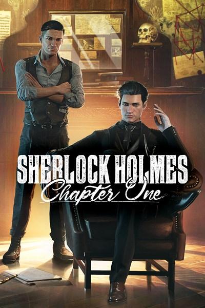 Sherlock Holmes Chapter 1 Pre-order