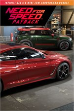 Payback Mini Karte.Need For Speed Payback Mini John Cooper Works Countryman