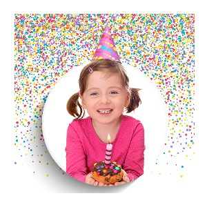 Birthday Design - Cards And Collage Templates for Photoshop