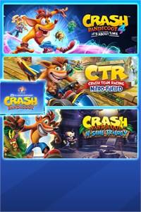 Crash Bandicoot- Pacote de Crashiversário