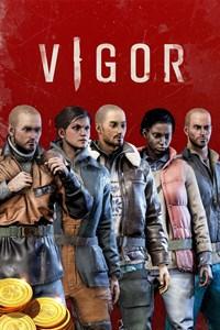Carátula del juego VIGOR: STARTER PACK