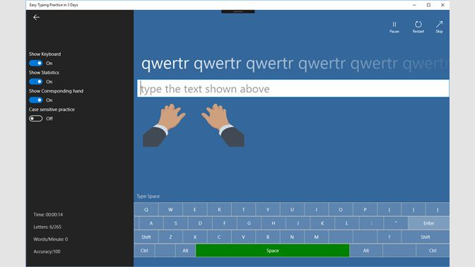 learn typing quick and easy activation key