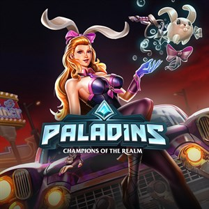 Paladins Cottontail Pack Xbox One