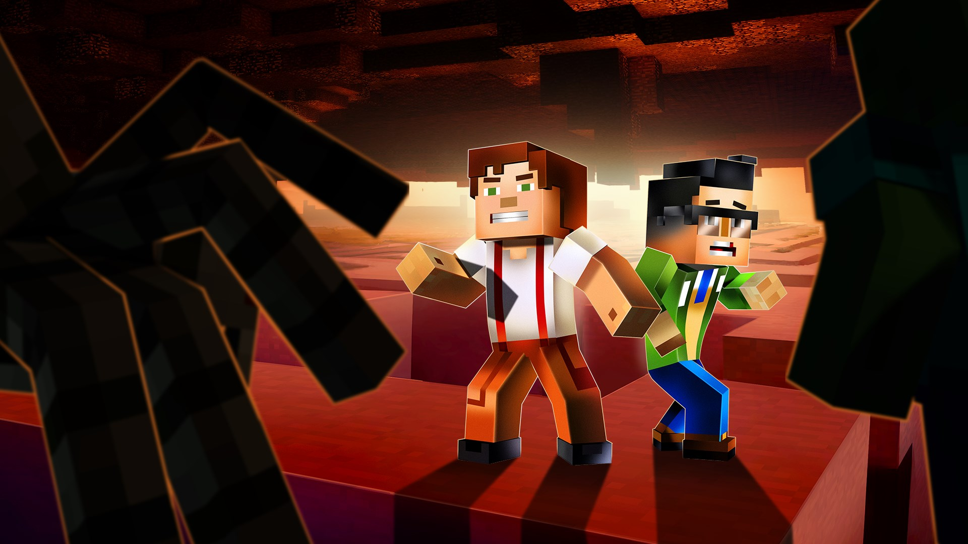 Buy Minecraft Story Mode Season Two Episode 3 Microsoft Store