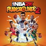 NBA 2K Playgrounds 2 Logo