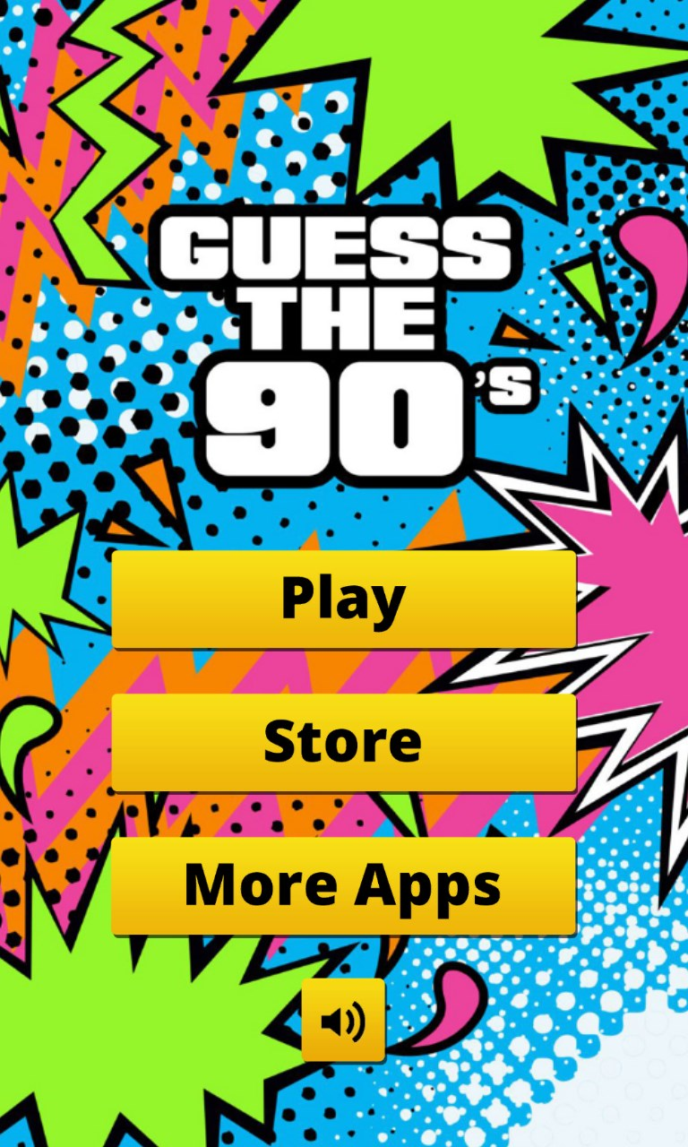 Guess 90s