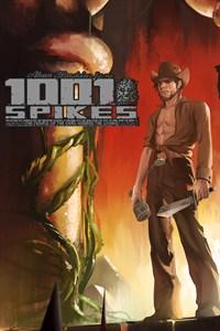 Carátula para el juego 1001 Spikes de Xbox 360