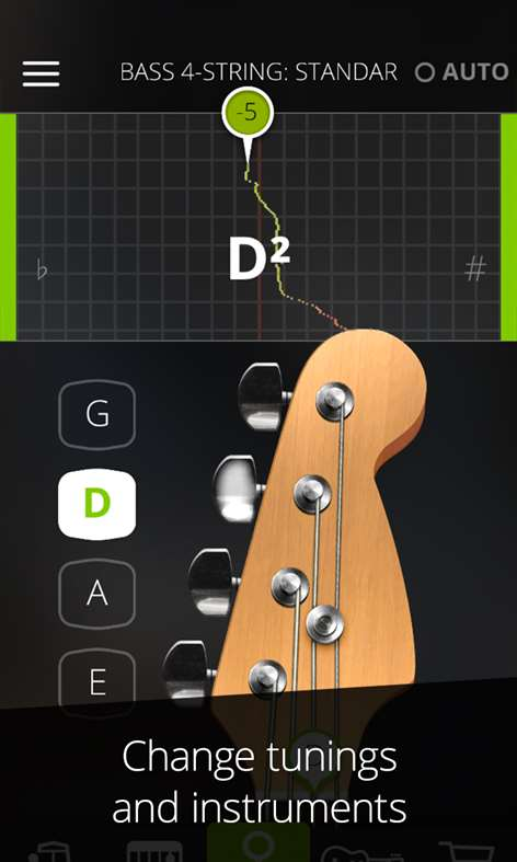 Guitar Tuna - The Ultimate free Tuner + Metronome Screenshots 2