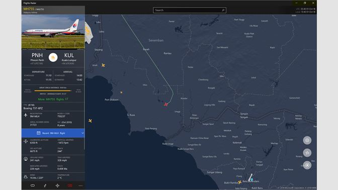 flight radar 24 free download for windows 10