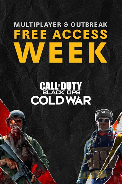 Call of Duty®: Black Ops Cold War - Free Access Week - Xbox Series X|S