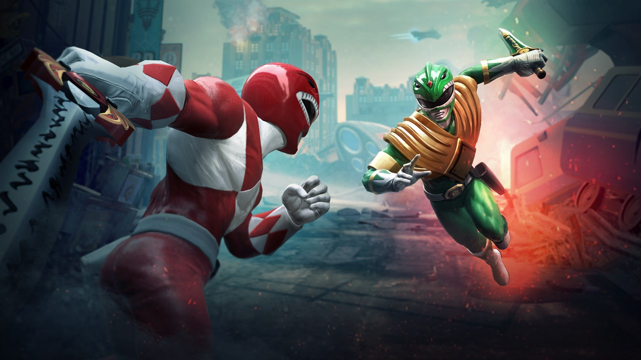 Buy Power Rangers: Battle for the Grid - Microsoft Store