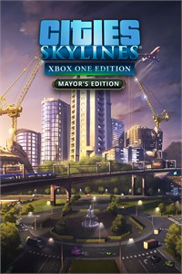 Carátula del juego Cities: Skylines - Mayor's Edition