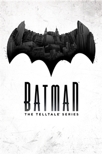 Carátula del juego Batman - The Telltale Series - Episode 1: Realm of Shadows