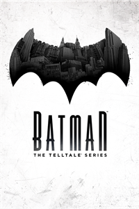 Carátula para el juego Batman: The Telltale Series - The Complete Season (Episodes 1-5) de Xbox 360