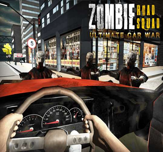 Zombie Roadkill Squad screenshot 4