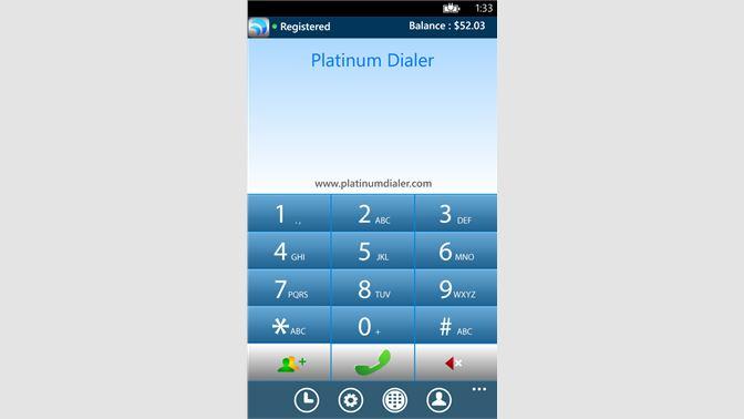 Get Platinum Dialer - Microsoft Store
