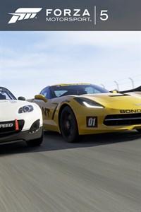 Forza Motorsport 5 Bondurant Car Pack