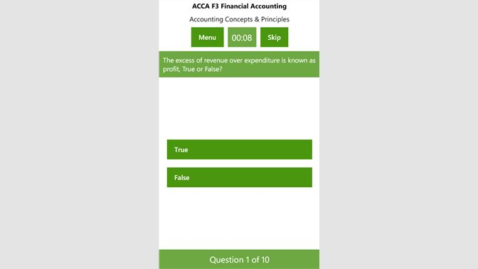 Buy ACCA F3 Financial Accounting - Microsoft Store