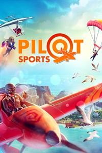 Carátula para el juego Pilot Sports de Xbox 360