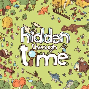 Hidden Through Time Xbox One