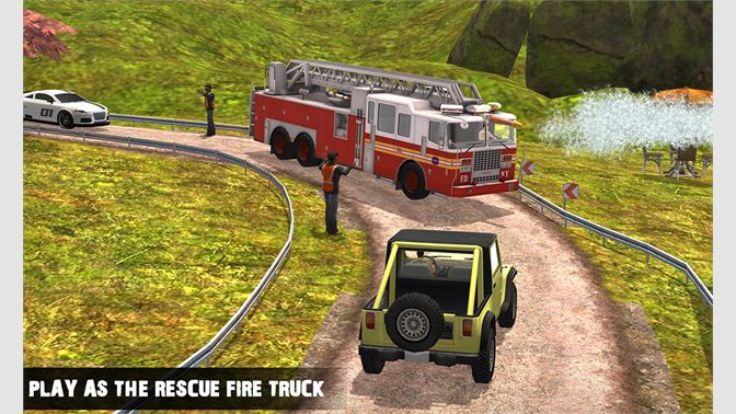 Get Emergency Rescue Urban City - Firefighter Duty Sim - Microsoft Store
