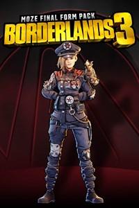 Borderlands 3: Multiverse Final Form Moze Cosmetic Pack