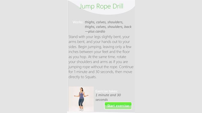 Get 30-Minute Boot Camp Workout - Microsoft Store