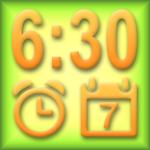 Clock Tile DIY+