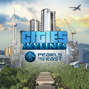 Cities Skylines - Pearls from the East Xbox One