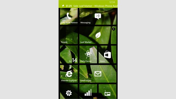 Get Leaf Market - Microsoft Store